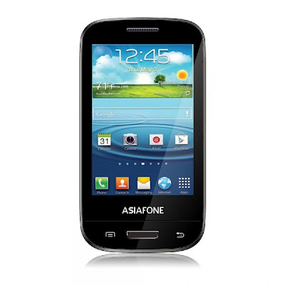 Asiafone AF977 Touchscreen 2MP