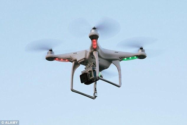 لماذا تخشى شركات الطيران من طائرات الدرون Drone؟
