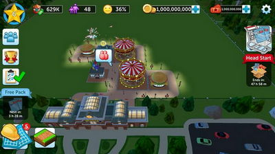 Roller coaster tycoon touch hack apk