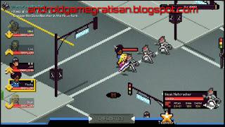 Dan bagi saya game ini sangat menarik dan menghibur Game:  Chroma Squad apk
