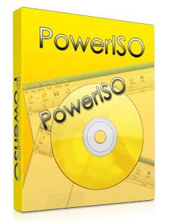 تحميل برنامج Power ISO مفعل بدون كراك او سيريال