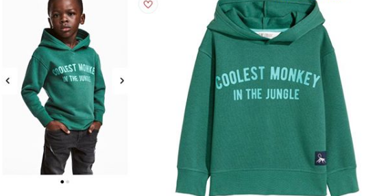 H&M finally releases statement following backlash over 'coolest monkey' hoodie