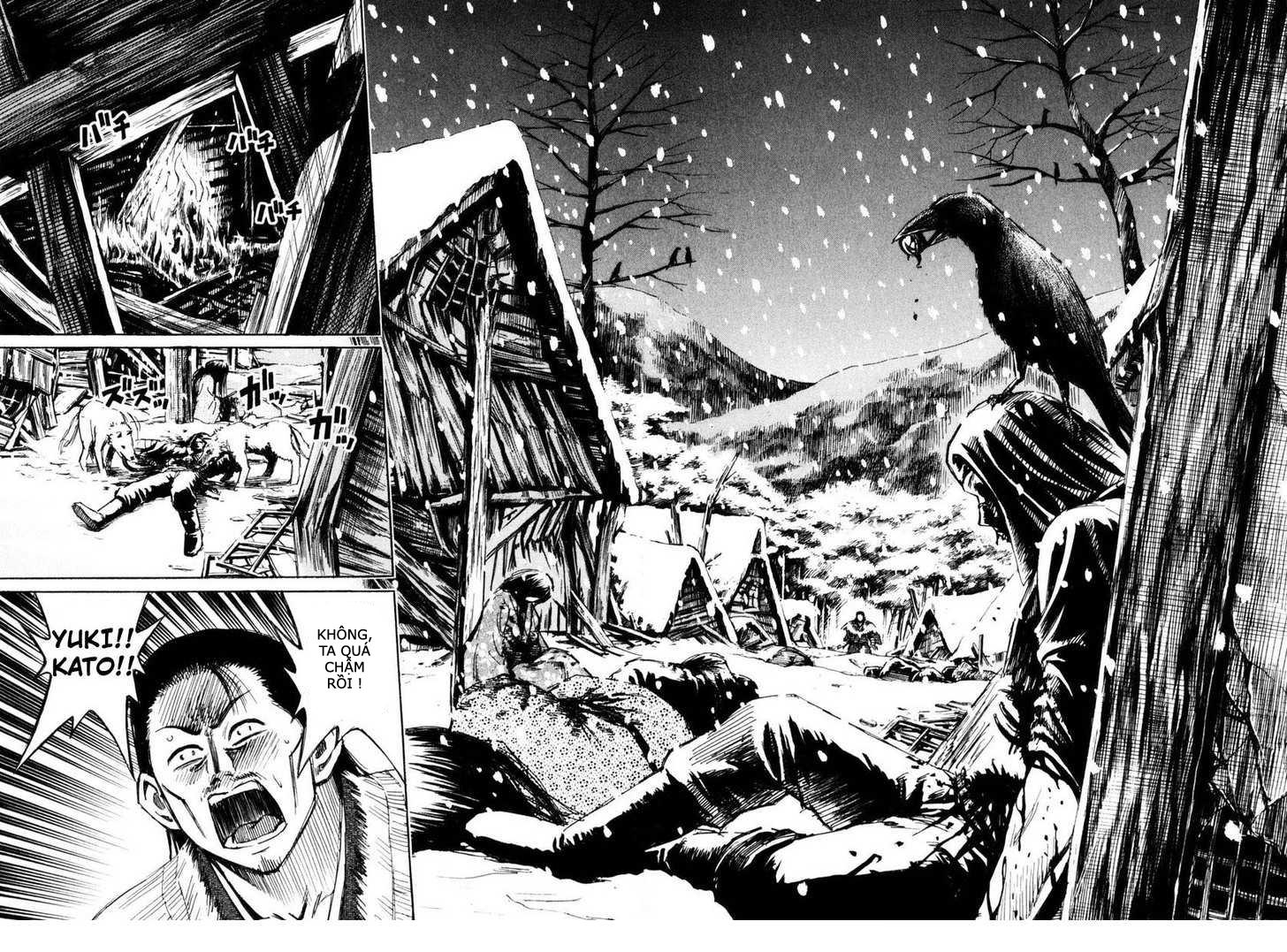 Higanjima chapter 70 trang 15