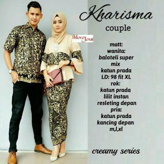 Batik Kharisma Couple