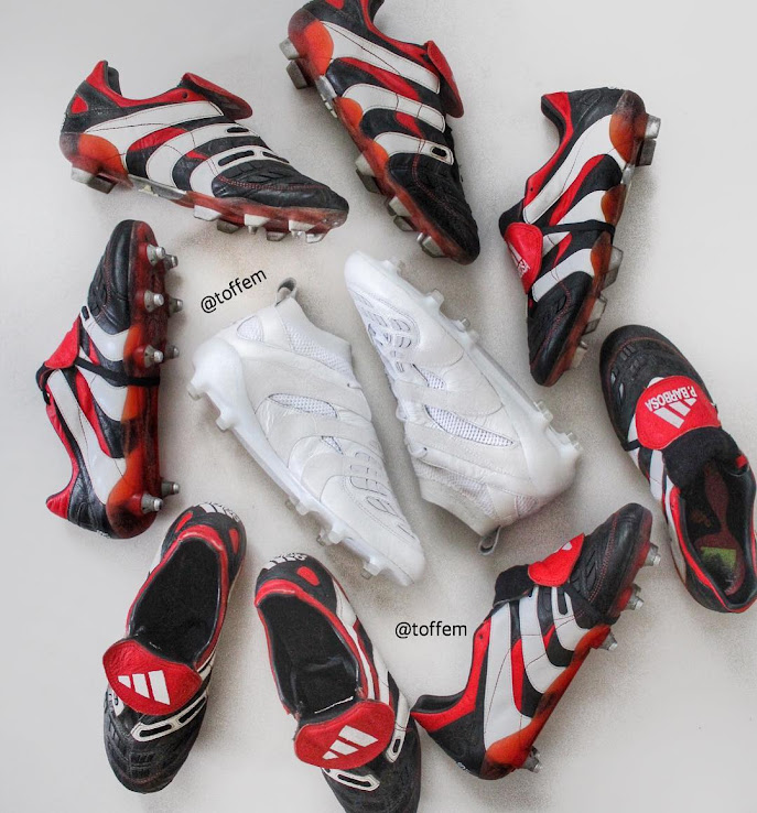 promo code 2d46a 30afb In 2015, Adidas discontinued the Adidas Predator in favor for the Adidas  Ace, while the German brand brought back the Predator in 2018.