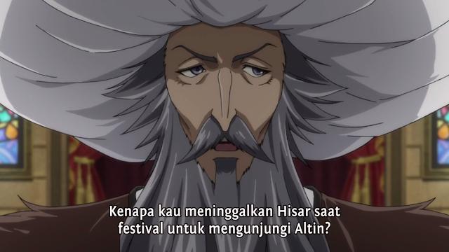 Shoukoku no Altair Episode 03 Subtitle Indonesia