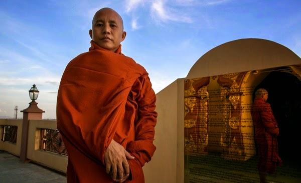 Alasan Biksu Wirathu Sangat Benci Muslim Rohingya