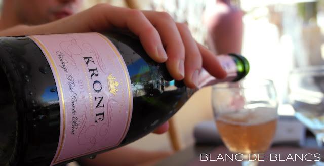 Krone Rosé Vintage Cuvée Brut - www.blancdeblancs.fi
