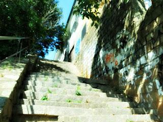 Escadaria da Rua General Couto de Magalhães, Porto Alegre