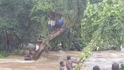 Lives, properties lost as heavy flood takes over Suleja, near Abuja