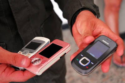 Anatel identifica 15 mil celulares irregulares em Pernambuco