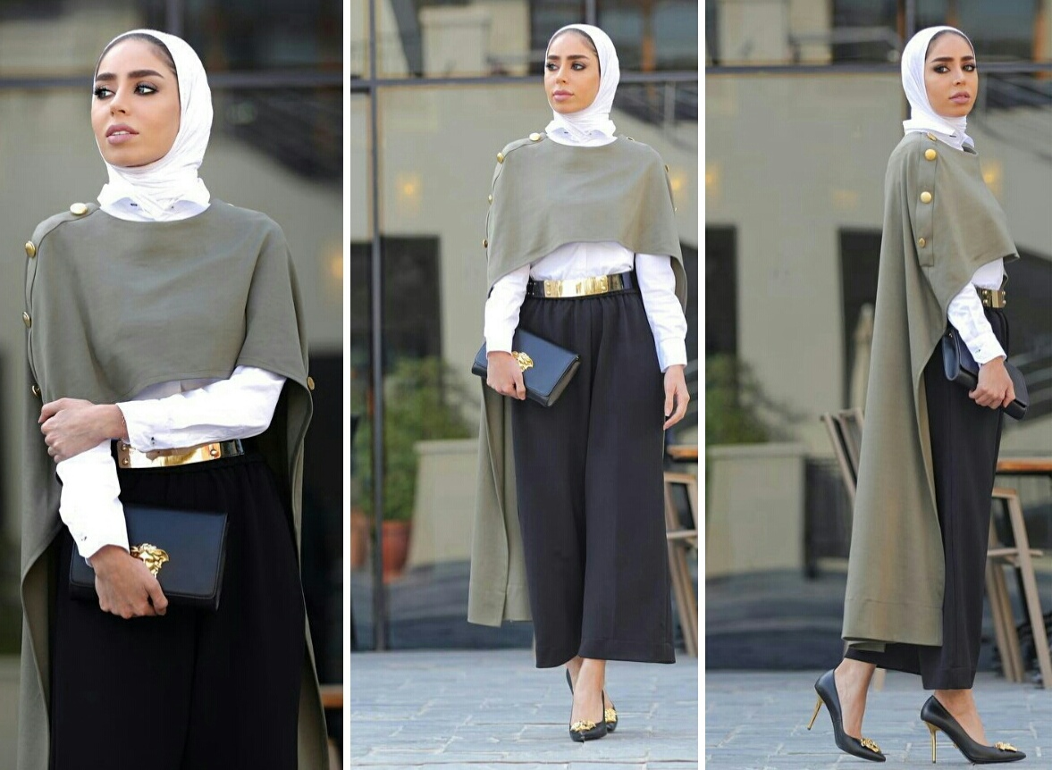 Check Out Fatema Alawadhi s Modest Style Looks And Read Our Style Tips