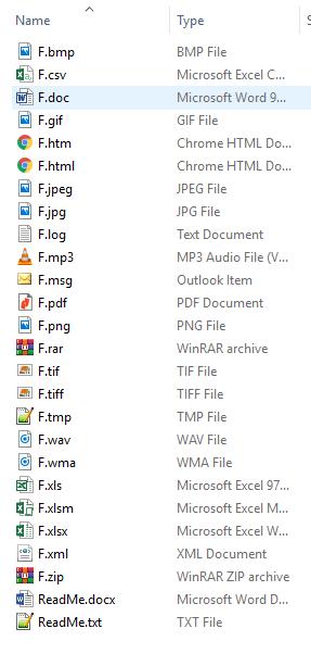 Dummy File Generator (DFG) Documentation and Case Example
