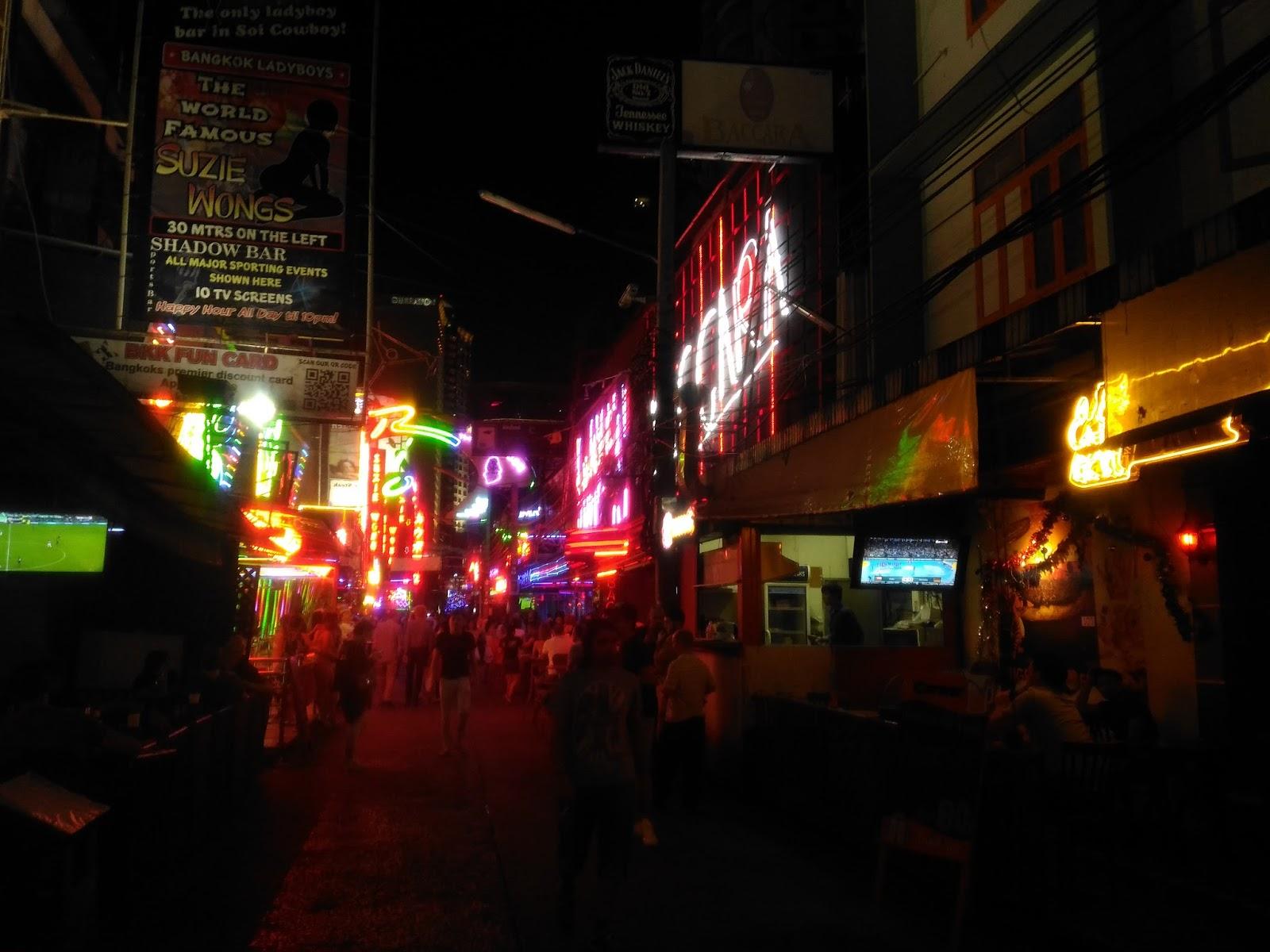 Тайланд сексуальная индустрия