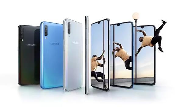 Spek Dan Harga Samsung A70 2019 Terbaru  [RAM 6 / 8 GB]