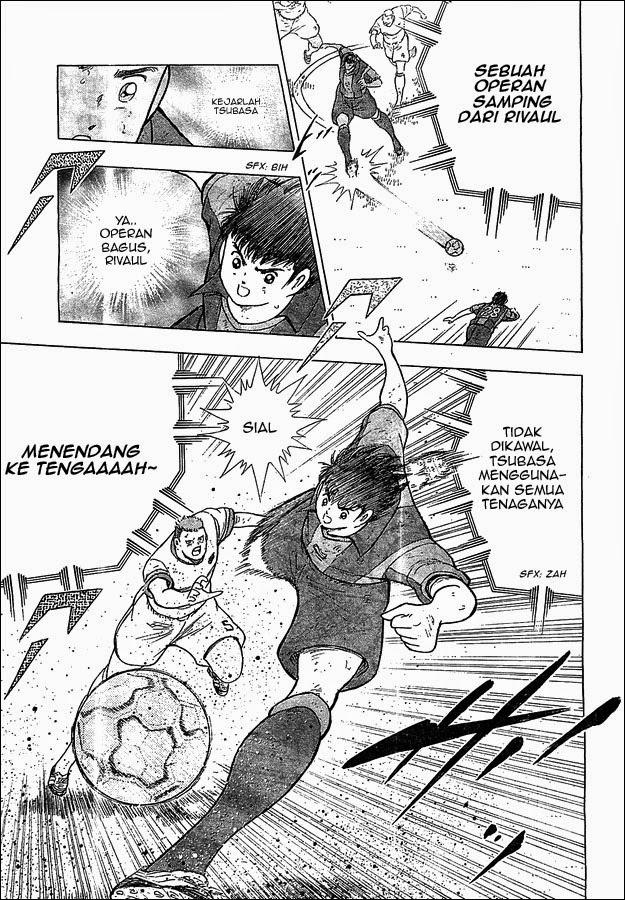 Captain Tsubasa – Rising Sun Chapter 01-22