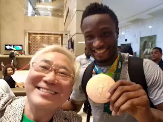 , Rio Olympics: The Faithful Japanese Surgeon finally Fulfilled His Promise, Latest Nigeria News, Daily Devotionals & Celebrity Gossips - Chidispalace