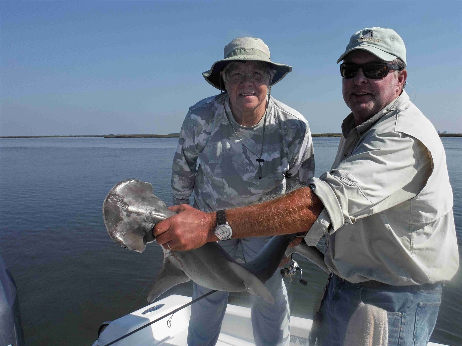 Amelia island fishing reports slow but steady makes a for Sally t fishing