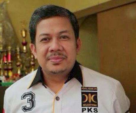 Fahri Hamzah: Kenapa Fungsi Pengawasan DPR yang Ada Dalam Konstitusi Dianggap Merugikan Pegawai KPK?