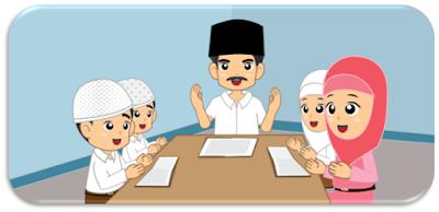 Soal Latihan Ulangan Harian Pendidikan  Soal UH PAI dan BP Kelas 1 Bab 6 Kurikulum 2013