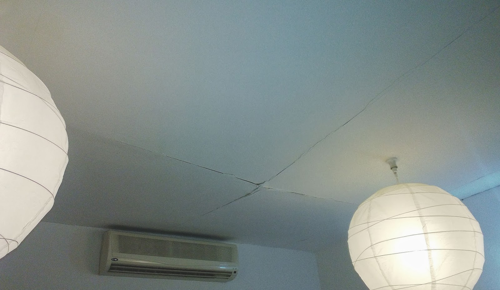 This Is Abu Dhabi Chicken Little And The Ceiling Has