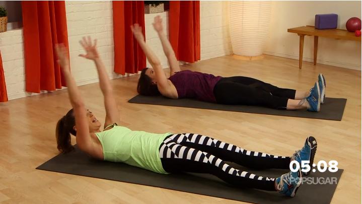 Workout da Semana: Abdominais em 10 minutos