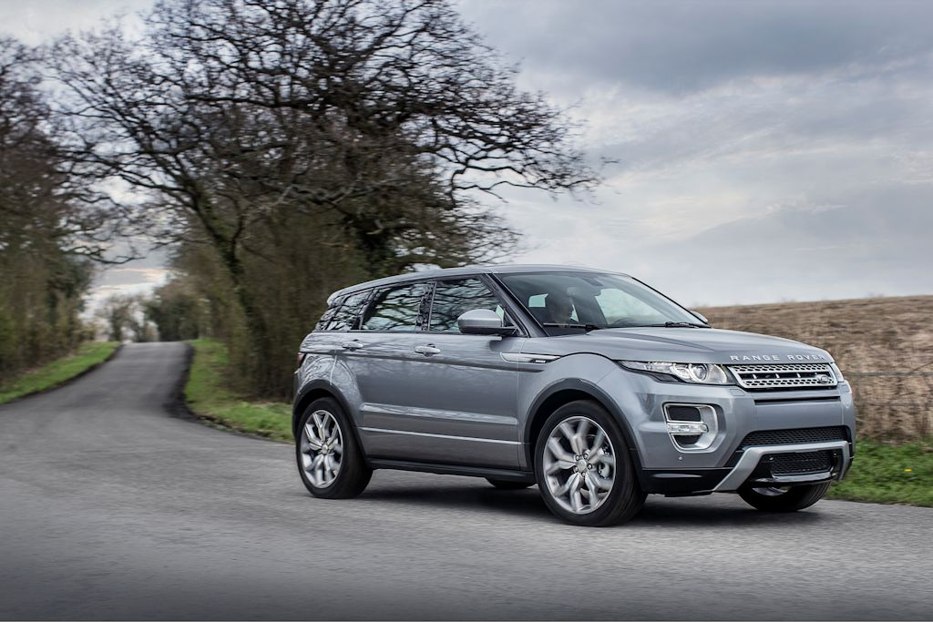 Land Rover Updates Evoque for 2015; Adds 2 New Variants to Line-Up ...