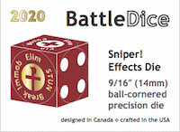 Popular die is back!