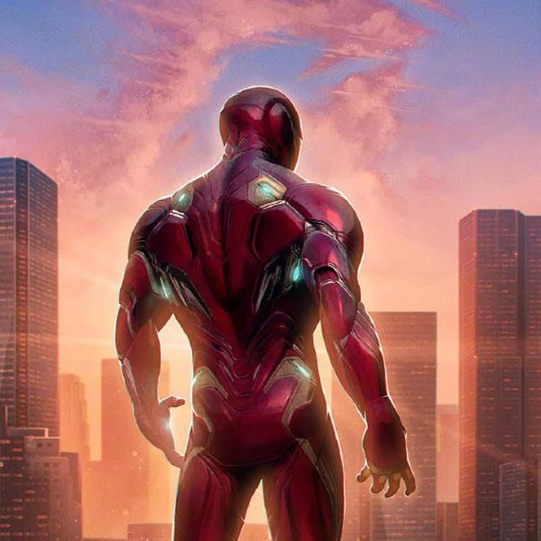 Avengers Endgame : マーベルのインフィニティ・サーガの完結編「アベンジャーズ : エンドゲーム」の5大ヒーローが、中国の上海を見守っているバナーとキャラクター・ポスター ! !