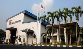 Loker SMK Bekasi PT MMC Metal Fabrication Jababeka Cikarang