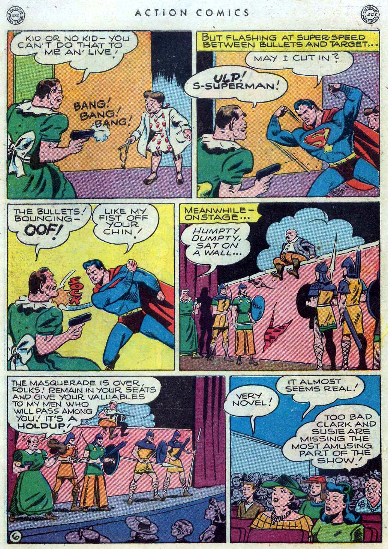 Read online Action Comics (1938) comic -  Issue #110 - 7