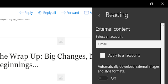 otomatis download gambar style email