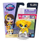 Littlest Pet Shop Singles Damon Golden (#4064) Pet