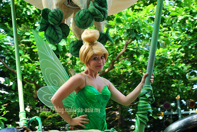 Fairy Hong Kong Disneyland Parade