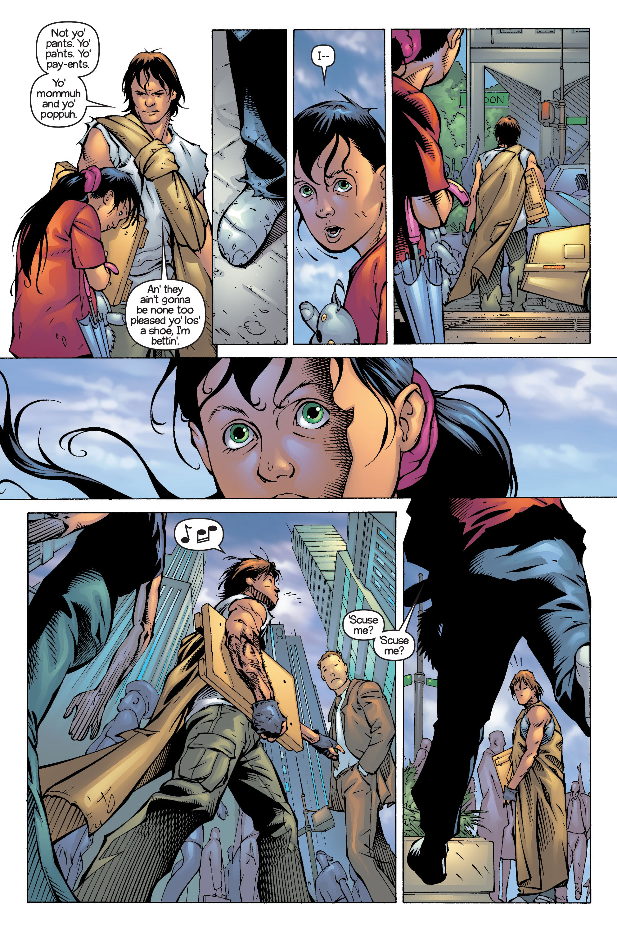 Read online Ultimate X-Men comic -  Issue #13 - 12