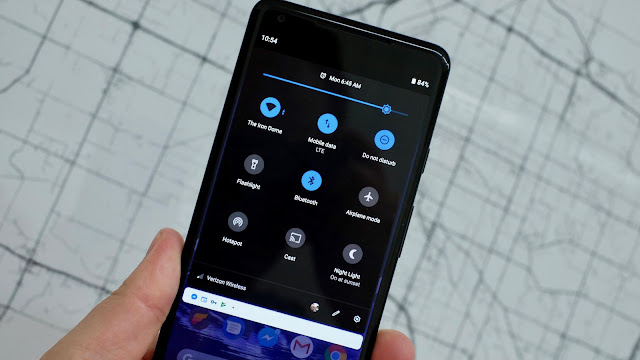 Get new Pie Android phone tones and sounds like this