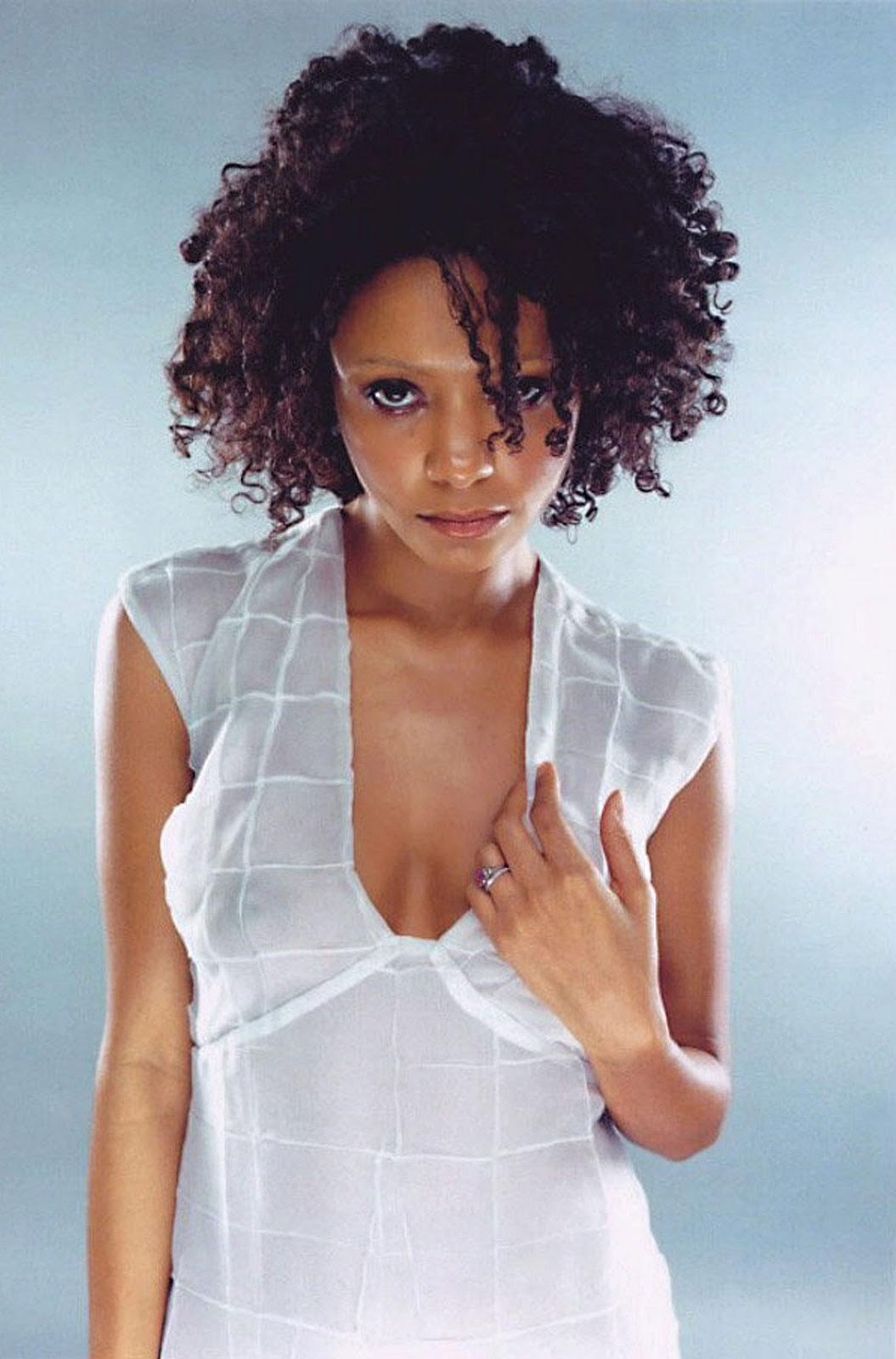 Entertaining Thandie newton nude pictures can