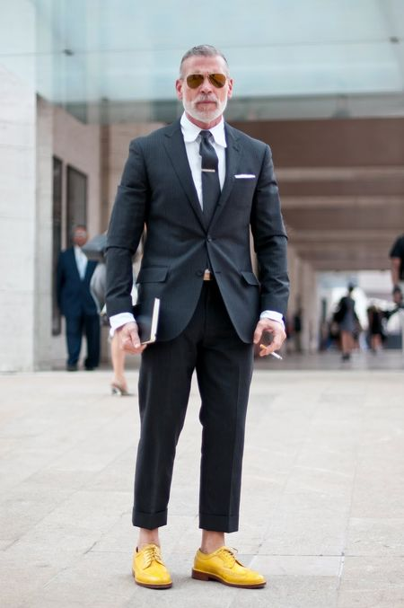 KrislloydFashion: My Style Icon: Nickelson 'Nick' Wooster (Neiman