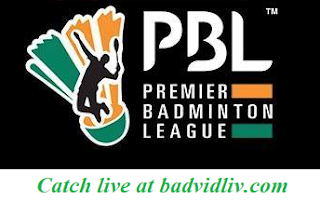 Premier Badminton League-4-2018-19 live streaming