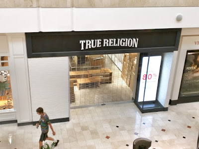 True Religion closes, Kung Fu Tea opening at Westfield Montgomery Mall in Bethesda (Photos)