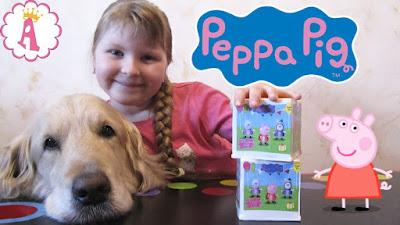 Волшебные сюрпризы Пеппы