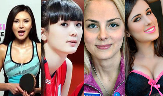Foto 4 Atlet Olahraga Yang Cantik dan Seksi