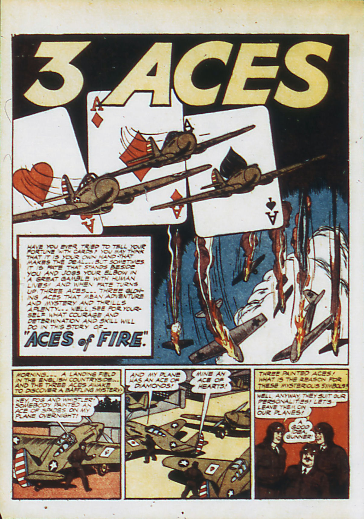 Read online Action Comics (1938) comic -  Issue #55 - 36