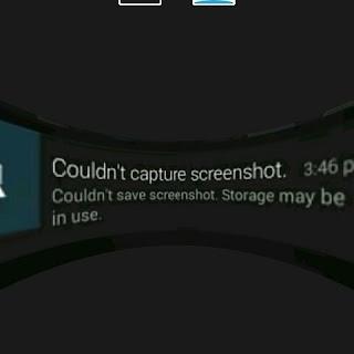 Mengatasi Tidak Bisa Menyimpan Screenshot Di Android