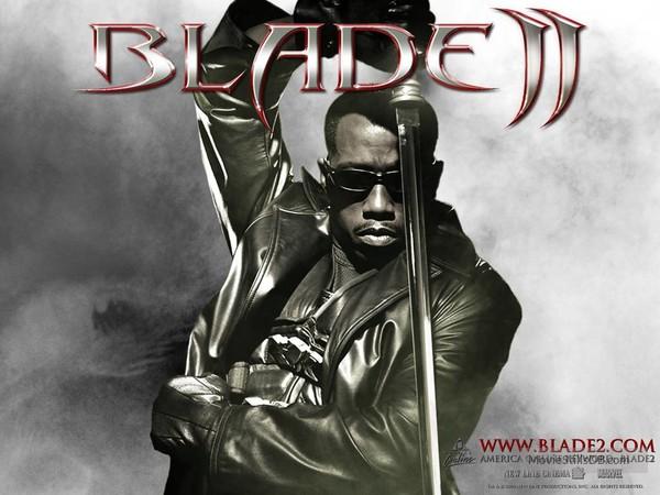 Blade II (2002) - Trailer si detalii