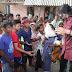 तूफान पीड़ित क्षेत्रों में  नारायण सेवा ने                 1500 परिवारों को  बांटे भोजन पैकेट्स