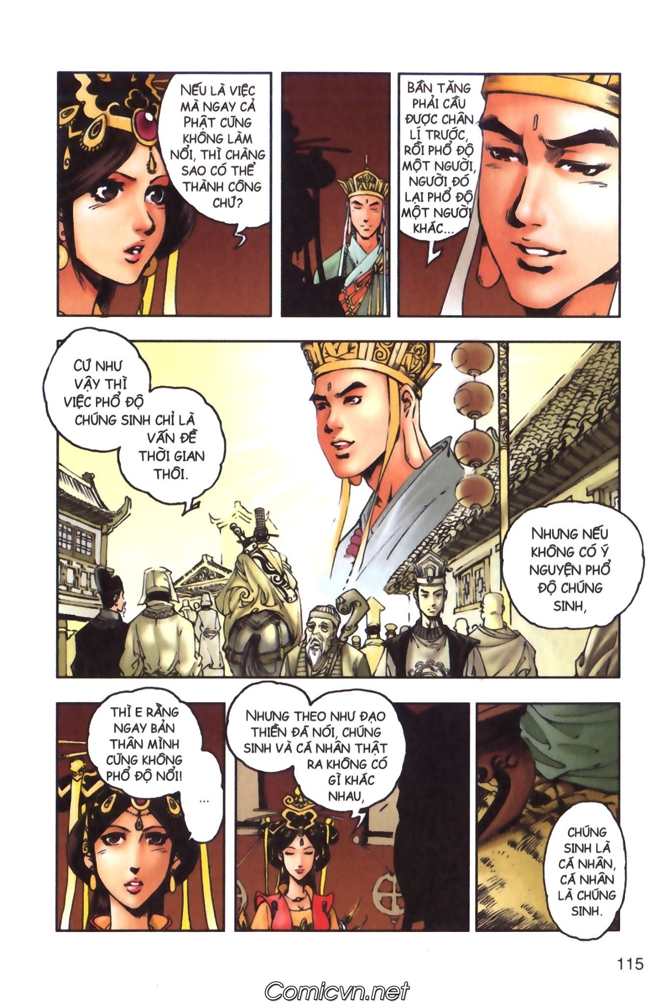 Tây Du Ký màu - Chapter 98 - Pic 44