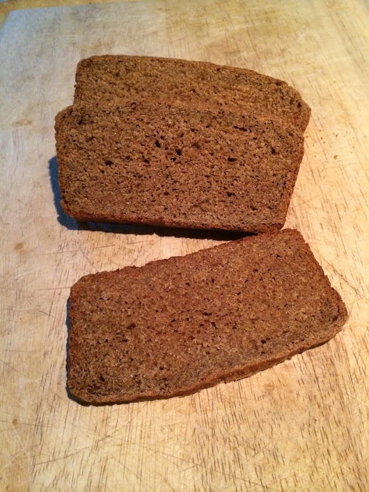 Whole Wheat Bread That Doesn't Suck