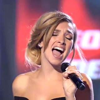 Sahra Lee canta I Surrender de Céline Dion