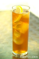SWEET TEA CONCENTRATE WITH LEMON